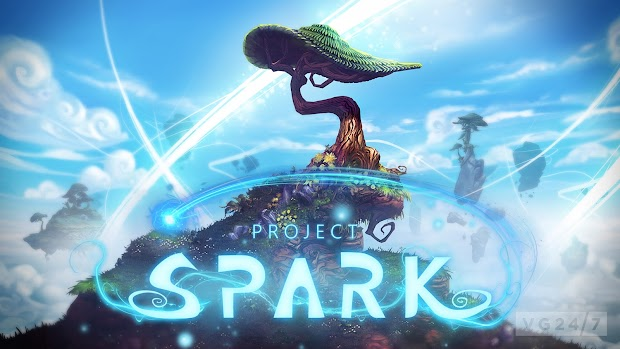 Project Spark gets a release date