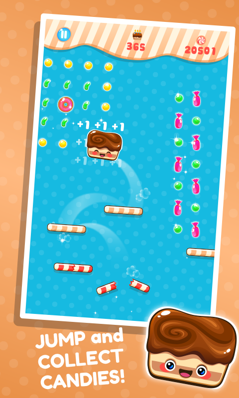 Cake Jump Screenshot 1