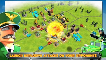 Screenshot of Friendly Fire!