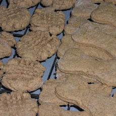 Peanut Butter Puppy Cookies