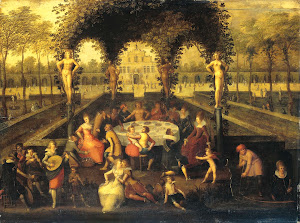 RIJKS: Louis de Caullery: painting 1621