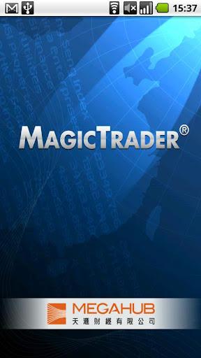 MagicTrader Plus 香港株プッシュ型リアル