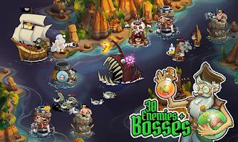 Screenshot of Pirate Legends TD