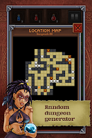 Screenshot of Dragon's dungeon Lite