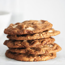 Giant White-Chocolate Pecan Cookies