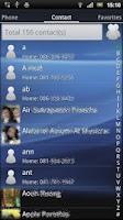 Screenshot of Cool Dialer Lite