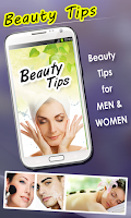 Screenshot of Beauty Tips For Women and Men