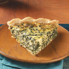 Savory Spinach Pie