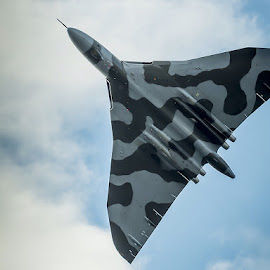 Vulcan by Scott MacDonald - Transportation Airplanes ( vulcan bomber )