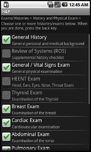 Smart Medical Apps - H P