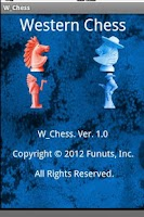 Screenshot of Wild West Chess