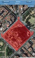 Screenshot of Area Meter