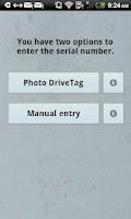 Screenshot of SEW Product ID