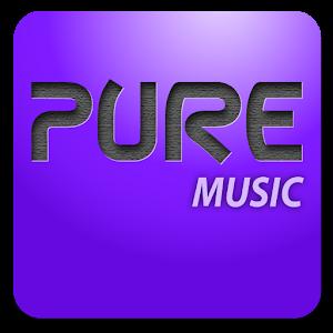 Cover art Pure music widget