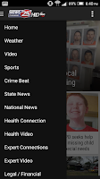 Screenshot of KXXV – Waco, Texas