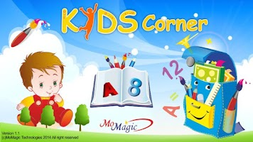 Screenshot of Kids Corner