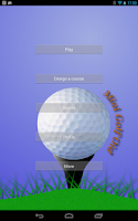 Screenshot of Mini Golf'Oid Free