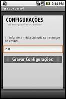 Screenshot of Será que Passo?