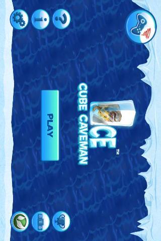 Ice Cube Caveman™