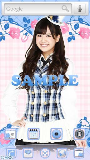 AKB48きせかえ 公式 佐藤すみれ-PR-