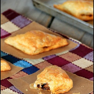 Meat Stuffed Pastries Recipes