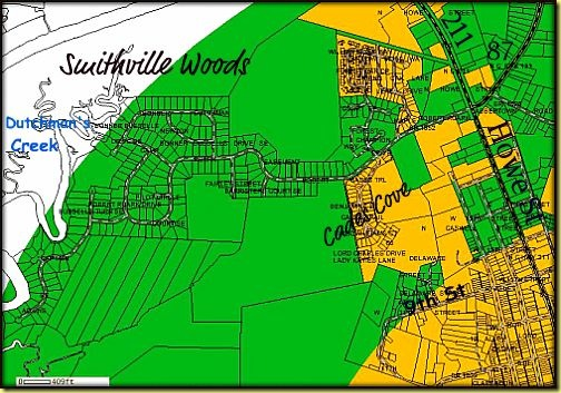 Smithville Woods map2