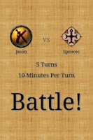 Screenshot of Battle Timer