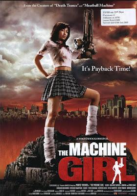 The Machine Girl (片腕マシンガール)