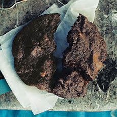 Cherry Double-Chocolate Cookies