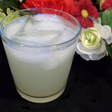 Apple Coconut Sour