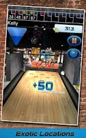 Screenshot of Let's Bowl 2: Bowling Free