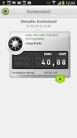 Screenshot of easybank
