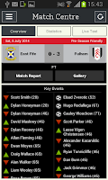 Screenshot of Fulham FC
