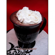 Butterscotch Hot Chocolate