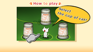 Screenshot of CUPS & CATS