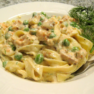 Smoked Salmon Dill Cream Sauce Recipes