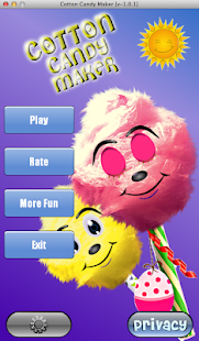 Cotton Candy Maker Free - screenshot