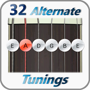 Guitar Tunings Plus