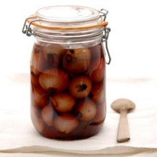 Sherry Vinegar Pickled Shallots Recipes
