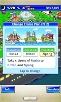 Screenshot of World Cruise Story Lite