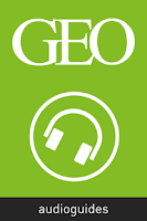 Screenshot of GEO Audioguides