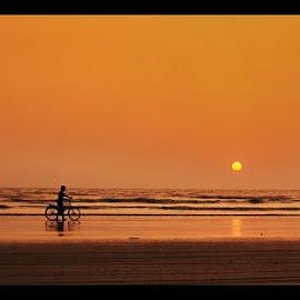 by Yogesh Waikul - Landscapes Sunsets & Sunrises