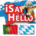 Portuguese (EU) - Bavarian icon