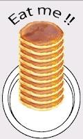 Screenshot of Eat Pancakes