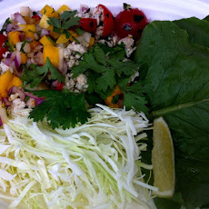 Larb Fruit Wraps