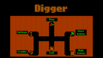 Screenshot of Digger