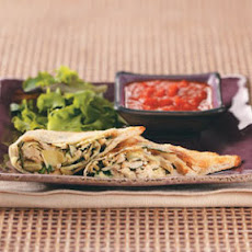 Artichoke Chicken Pockets