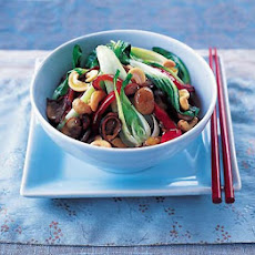 Stir-fry Vegetables With Cashews