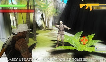 Screenshot of KG zombies