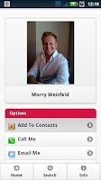Screenshot of Morry Weisfeld, Toronto Realty